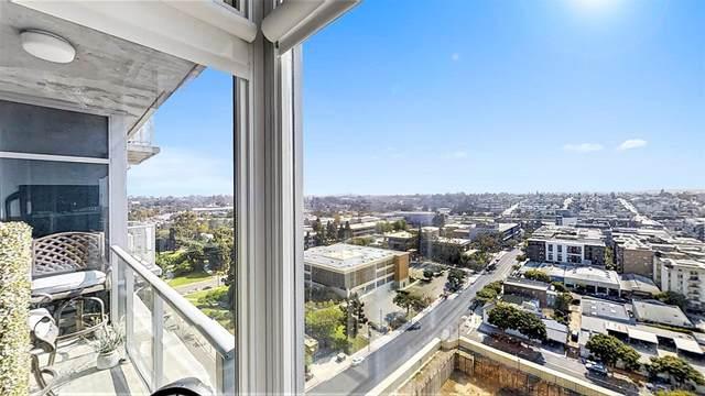1080 Park Blvd #1708, San Diego, CA 92101 (#210021005) :: Mainstreet Realtors®