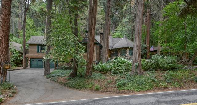 801 Kuffel Canyon Road, Lake Arrowhead, CA 92385 (#EV21163213) :: McKee Real Estate Group Powered By Realty Masters & Associates