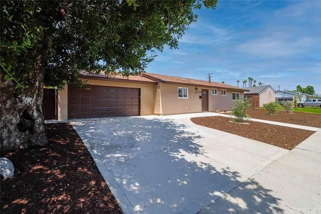 1635 Dakin Avenue, Simi Valley, CA 93065 (#SR21163407) :: Jett Real Estate Group