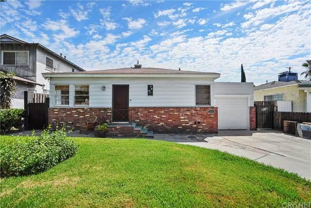 220 S Glenwood Place, Burbank, CA 91506 (#SR21163528) :: Robyn Icenhower & Associates
