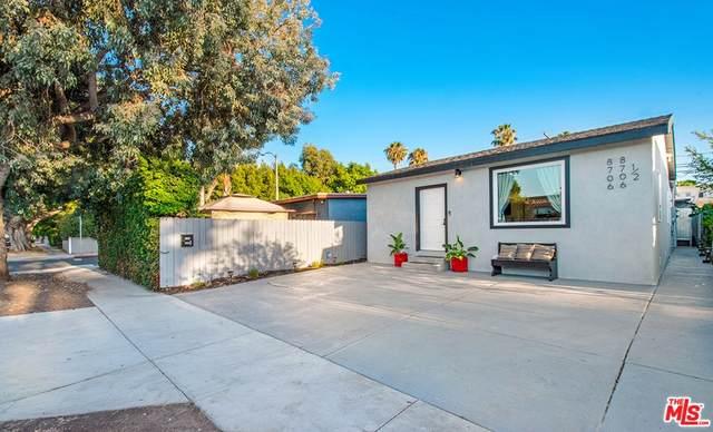 8706 Cadillac Avenue, Los Angeles (City), CA 90034 (#21765234) :: Zutila, Inc.