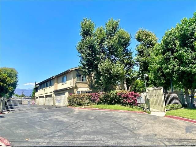 181 W La Verne Avenue #11, Pomona, CA 91767 (#CV21163793) :: Cal American Realty
