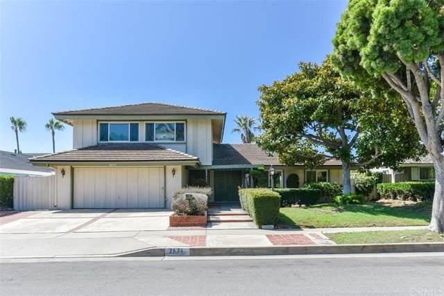 2633 Bamboo Street, Newport Beach, CA 92660 (#OC21163624) :: Pam Spadafore & Associates