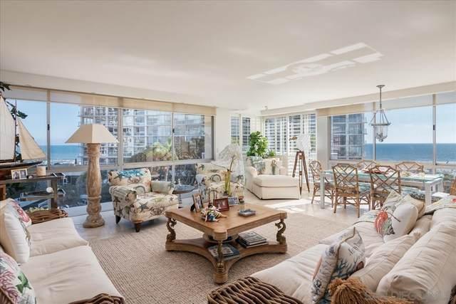 1750 Avenida Del Mundo #307, Coronado, CA 92118 (#210021083) :: McKee Real Estate Group Powered By Realty Masters & Associates