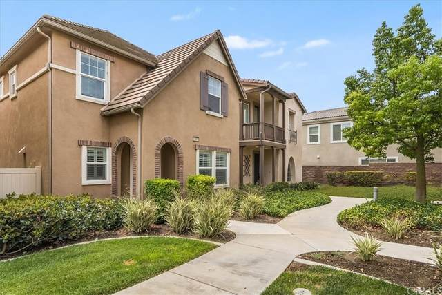 15978 Moonflower Avenue, Chino, CA 91708 (#TR21163476) :: Millman Team