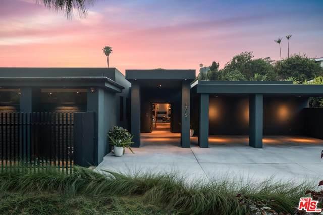 1715 Loma Vista Drive, Beverly Hills, CA 90210 (#21765522) :: Powerhouse Real Estate