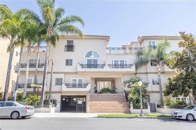 1910 Manning Avenue 7A, Los Angeles (City), CA 90025 (#SR21162402) :: Team Tami