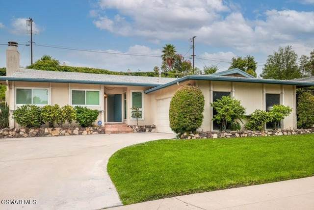 23952 Oxnard Street, Woodland Hills, CA 91367 (#221004106) :: Mark Nazzal Real Estate Group