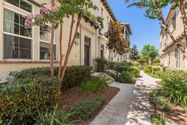 4456 Owens Street #103, Corona, CA 92883 (#OC21163421) :: Robyn Icenhower & Associates