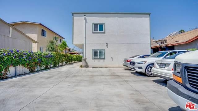 1216 1218 S Ardmore Avenue, Los Angeles (City), CA 90006 (#21763480) :: Zutila, Inc.