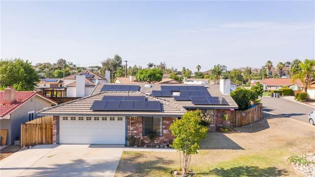 23736 Outrigger Drive, Canyon Lake, CA 92587 (#SW21163991) :: Cochren Realty Team | KW the Lakes