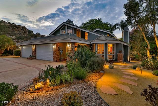 21641 Heather Lee Lane, Chatsworth, CA 91311 (#V1-7408) :: RE/MAX Empire Properties