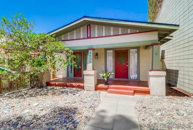 4634 30th St., San Diego, CA 92116 (#210021219) :: Mark Nazzal Real Estate Group