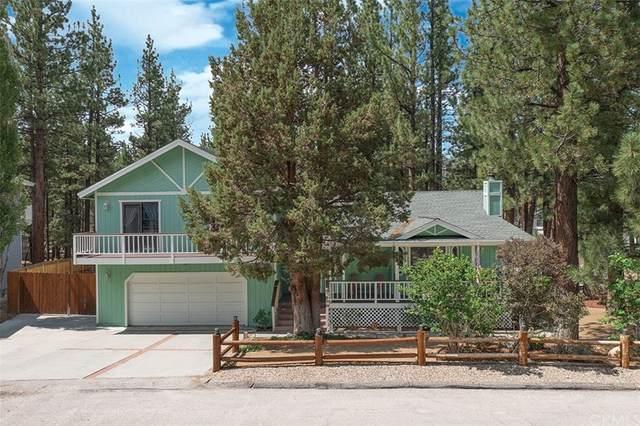 427 Eton Lane, Big Bear, CA 92314 (#EV21164654) :: Powerhouse Real Estate