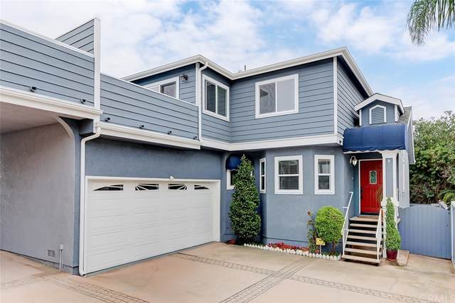 2216 Marshallfield Lane B, Redondo Beach, CA 90278 (#SB21164684) :: eXp Realty of California Inc.