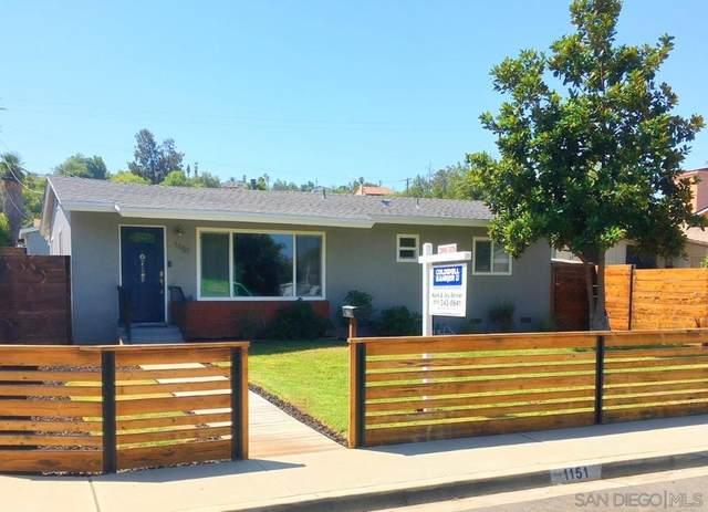1151 E 3rd Ave, Escondido, CA 92025 (#210021237) :: Realty ONE Group Empire