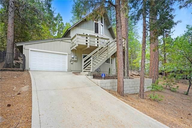 27169 Peninsula Drive, Lake Arrowhead, CA 92352 (#CV21165305) :: Robyn Icenhower & Associates