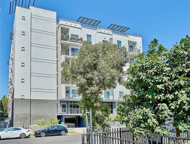 733 S Manhattan Place #201, Los Angeles (City), CA 90005 (#TR21165324) :: Cochren Realty Team | KW the Lakes
