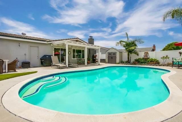 6916 Cowles Mountain Boulevard, San Diego, CA 92119 (#PTP2105281) :: Robyn Icenhower & Associates