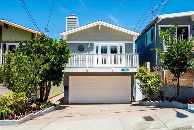 1736 Steinhart Avenue, Redondo Beach, CA 90278 (#SB21164810) :: Powerhouse Real Estate
