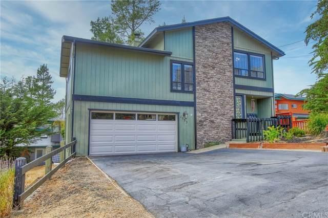 1533 Richard Avenue, Cambria, CA 93428 (MLS #PI21163758) :: Desert Area Homes For Sale