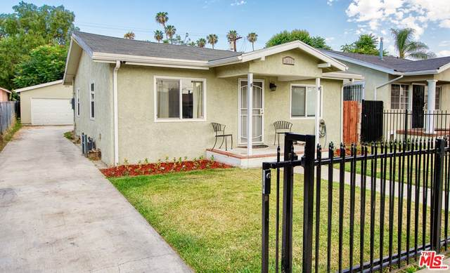 6411 7Th Avenue, Los Angeles (City), CA 90043 (#21765704) :: Jett Real Estate Group
