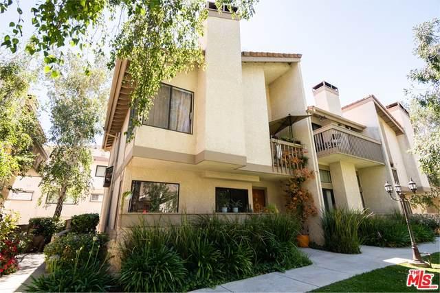 26002 Alizia Canyon Drive A, Calabasas, CA 91302 (#21766182) :: Eight Luxe Homes