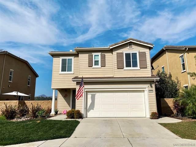 4049 Lake Shore Lane, Fallbrook, CA 92028 (#210021315) :: The Kohler Group