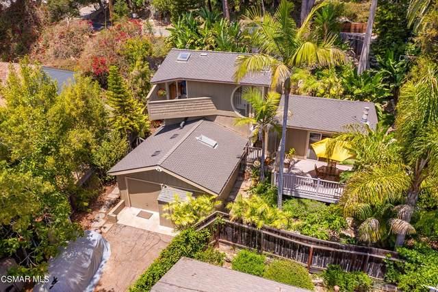 817 Cheltenham Road, Santa Barbara, CA 93105 (#221004140) :: Wendy Rich-Soto and Associates