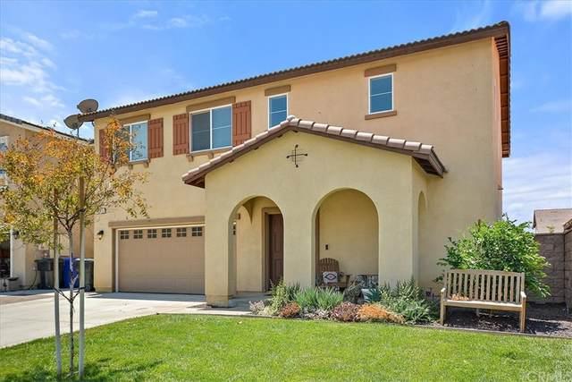 4361 Wright Brothers Street, Jurupa Valley, CA 92509 (#TR21162666) :: Powerhouse Real Estate