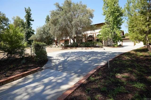 14210 Tierra Bonita Road, Poway, CA 92064 (#NDP2108802) :: Robyn Icenhower & Associates