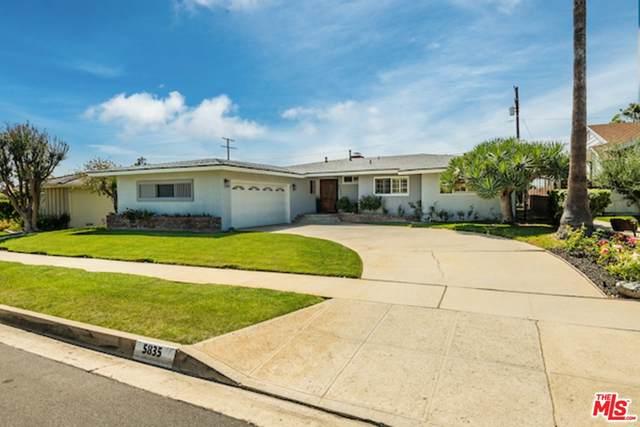 5835 S Garth Avenue, Los Angeles (City), CA 90056 (#21766108) :: Cochren Realty Team | KW the Lakes
