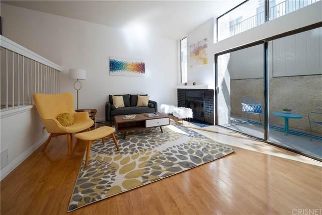 620 E Angeleno Avenue L, Burbank, CA 91501 (#SR21165531) :: Cochren Realty Team | KW the Lakes