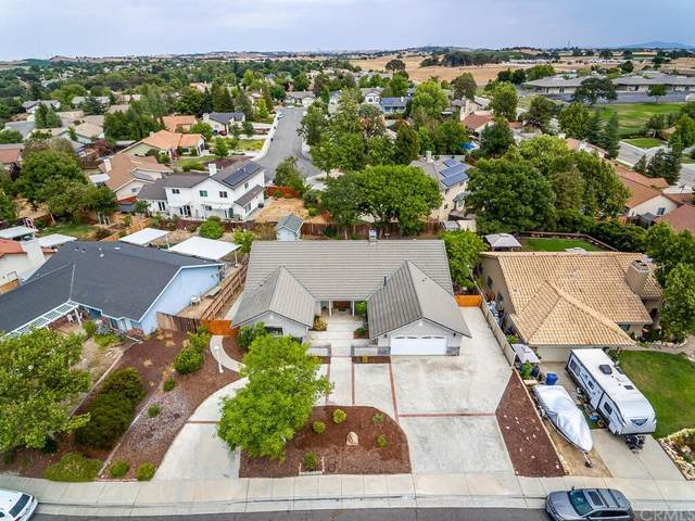 2494 Starling Drive, Paso Robles, CA 93446 (#NS21164444) :: The Kohler Group