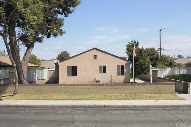 363 E 232nd Street, Carson, CA 90745 (#SB21166503) :: Latrice Deluna Homes