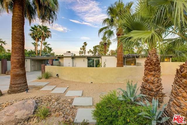 244 N Monterey Road, Palm Springs, CA 92262 (#21765772) :: Elevate Palm Springs