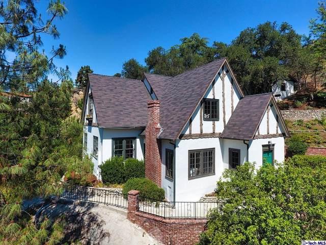 2565 Saint Andrews Drive, Glendale, CA 91206 (#320006964) :: RE/MAX Empire Properties
