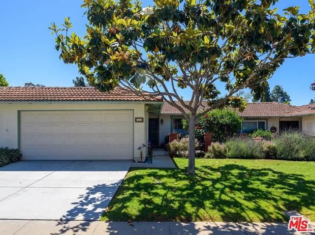 51 La Cumbre Circle, Santa Barbara, CA 93105 (#21766810) :: Wendy Rich-Soto and Associates
