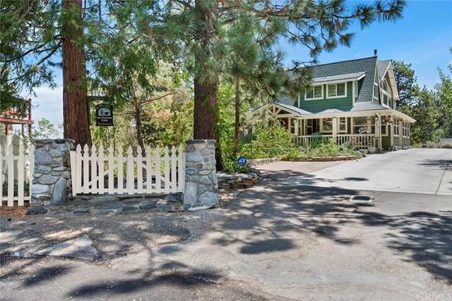 5254 Desert View Lane, Wrightwood, CA 92397 (#CV21166870) :: Doherty Real Estate Group