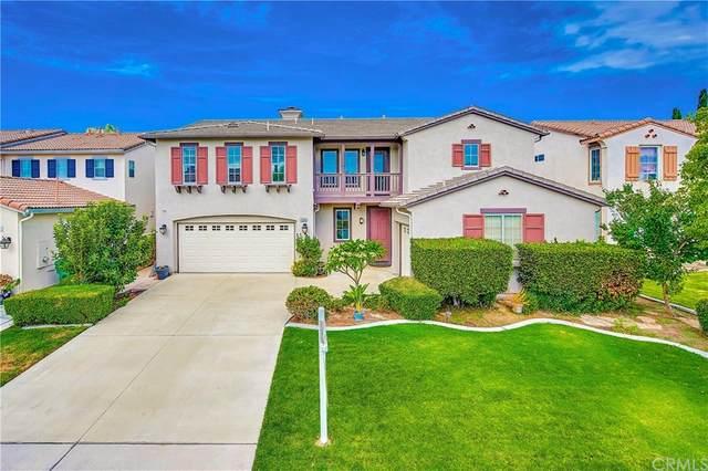 7233 Silverwood Drive, Eastvale, CA 92880 (#IG21166749) :: Zutila, Inc.