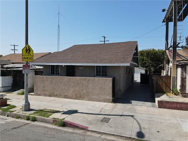 1235 W Florence Avenue, Los Angeles (City), CA 90044 (#DW21166305) :: A|G Amaya Group Real Estate