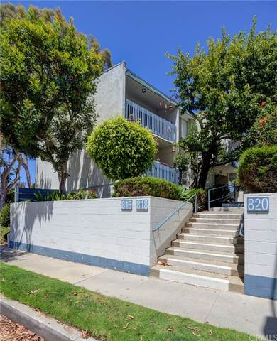 818 Camino Real #202, Redondo Beach, CA 90277 (#SB21166171) :: Frank Kenny Real Estate Team