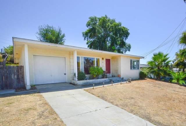 6901 Alamo Way, La Mesa, CA 91942 (#PTP2105361) :: Latrice Deluna Homes
