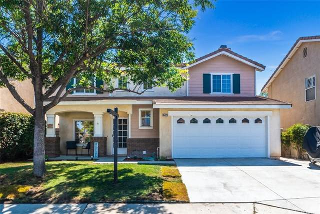 16423 Swiftwing Court, Chino Hills, CA 91709 (#TR21164875) :: Cochren Realty Team   KW the Lakes