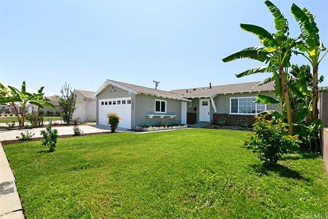 1254 Dunwich Avenue, Torrance, CA 90502 (#OC21165026) :: Cochren Realty Team | KW the Lakes