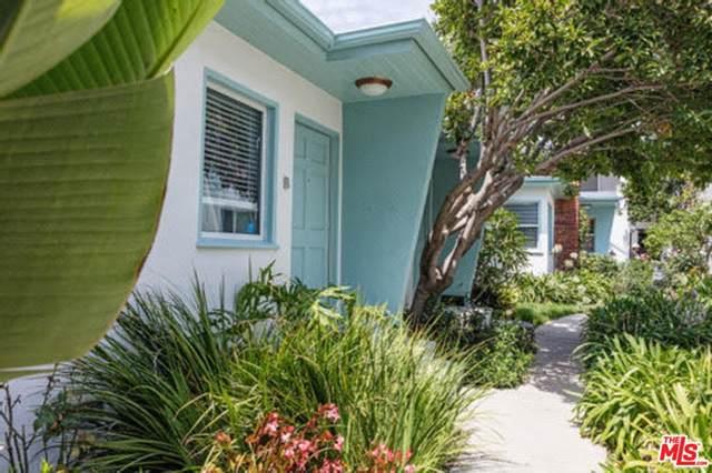 1445 Stanford Street B, Santa Monica, CA 90404 (#21766798) :: Powerhouse Real Estate