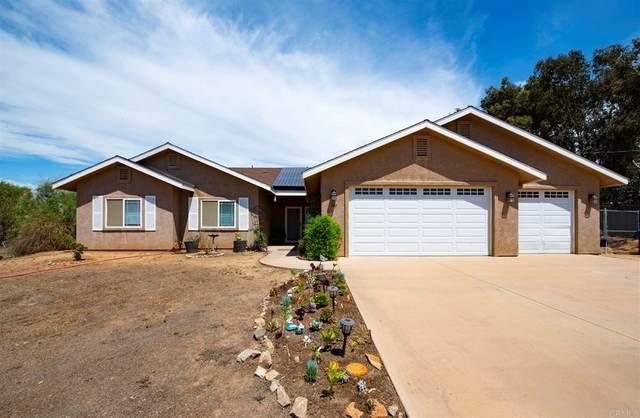387 Sawday Rd., Ramona, CA 92065 (#NDP2108904) :: Robyn Icenhower & Associates