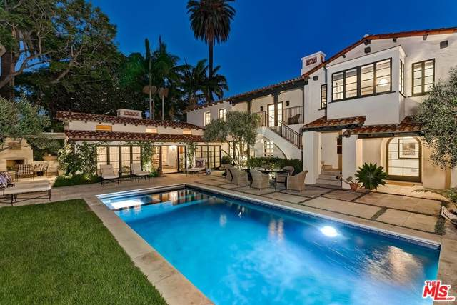 523 N Roxbury Drive, Beverly Hills, CA 90210 (#21766346) :: Powerhouse Real Estate