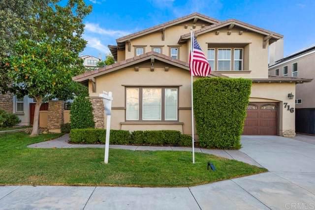 716 Hollowbrook Court, San Marcos, CA 92078 (#NDP2108926) :: Latrice Deluna Homes