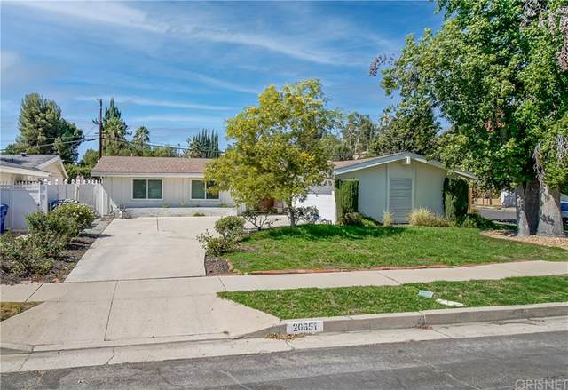 20851 Martha Street, Woodland Hills, CA 91367 (#SR21167840) :: The Parsons Team